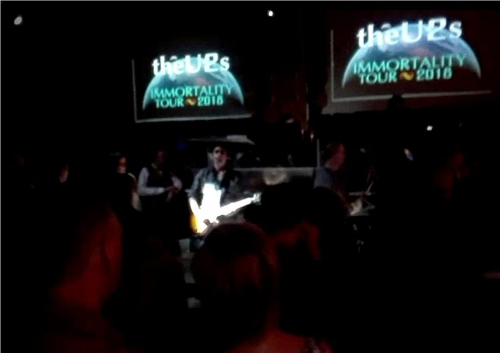 theU2s U2 Tribute B-Stage_Walzwerk Dinslaken